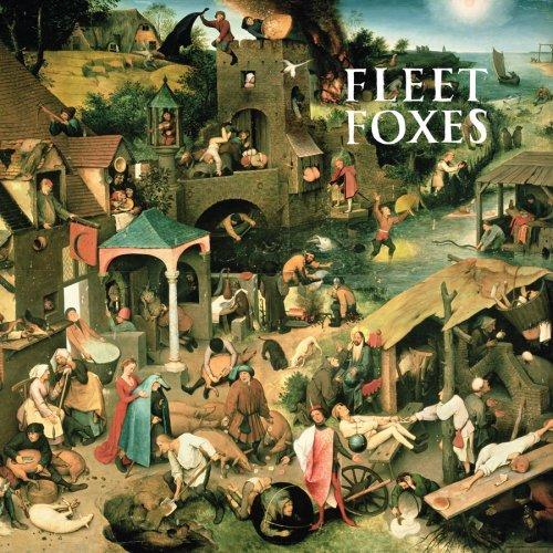 FLEET FOXES BY FLEET FOXES (CD)