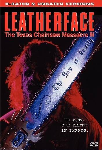 LEATHERFACE:TEXAS CHAINSAW MASSACRE 3 BY HODGE,KATE (DVD)