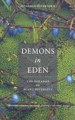 Demons in Eden By Silvertown, Jonathan